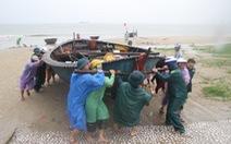 Điểm tin: Tối 14-9 bão số 3 vào Quảng Nam, Quảng Ngãi