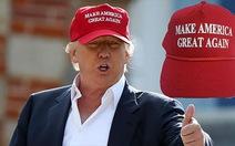 """Dân Mỹ """"sốt"""" với tỉ phú Donald Trump"""
