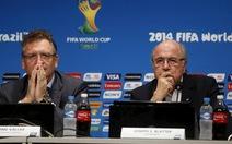 Tổng thư ký FIFA Jerome Valcke bị đình chỉ công tác