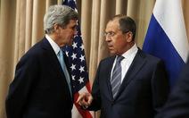 Mỹ mở cửa đối thoại với Nga về Syria