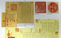 Việt Nam sắp đề cử thêm 3 di sản tư liệu