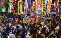 Nhật thông qua luật an ninh gây tranh cãi