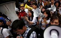 Đối lập Nhật cố cản dự luật an ninh