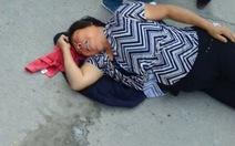 Rò rỉ hóa chất ở Trung Quốc, trẻ em ho ra máu