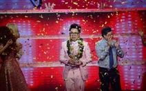Đức Phúc trở thành quán quân Giọng hát Việt 2015
