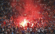 Chủ tịch Lyon nổi đóa sau trận đấu bạo loạn