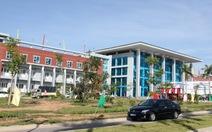 Bệnh viện năm 1997 xuống cấp, Quảng Trị xây bệnh viện mới
