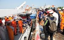 Tìm thấy thi thể ngư dân thứ 13 trong vụ nổ tàu cá