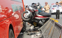 Công an tìm nhân chứng vụ xe Phương Trang gây tai nạn