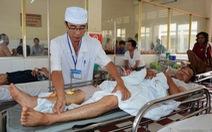 Tình trạng của ngư dân bị cảnh sát biển Thái Lan bắn xấu thêm