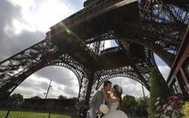 Tháp Eiffel bị đóng cửa vì báo động khủng bố