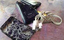 Thai phụ nghi bị điện giật chết khi sạc iPhone