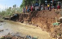 Trà Vinh chủ động xử lý sạt lở bờ sông