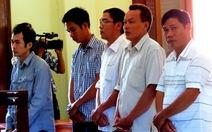 Hoãn xử vụ án công an Tuy Hòa dùng nhục hình