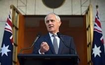 Thủ tướng Úc: Bắc Kinh đừng dùng tiền thao túng chính trị Úc!
