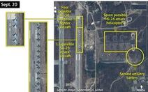 Nga tiếp tục tăng cường lực lượng tại Syria