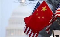 Máy bay chiến đấu Trung Quốc chặn đầu máy bay Mỹ