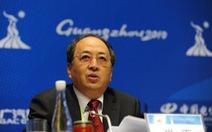 Quan chức thể thao Trung Quốc bị khởi tố vì tham nhũng