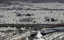 Giẫm đạp 717 người chết ở Mecca khởi phát từ khu ném sỏi