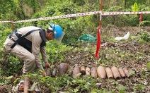 Hỗ trợ tạo việc làm cho nạn nhân bom mìn sót lại sau chiến tranh