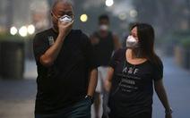 Singapore chỉ trích Indonesia vì khói bụi