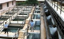 Hà Nội tăng giá nước sạch 19% từ ngày 1-10-2015