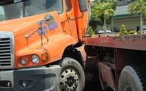 Điểm tin: Tài xế xe container húc hàng loạt xe ra trình diện