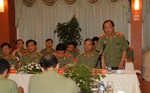 Thiếu tướng Lê Đông Phong làm giám đốc Công an TP.HCM
