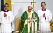 Giáo hoàng kêu gọi đoàn kết và tình thân ái trong gia đình