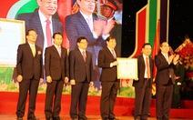 Đà Nẵng nhận Huân chương Độc lập hạng nhất