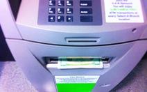 Xuất hiện mã độc rút tiền từ máy ATM