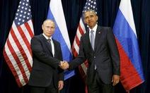 Bắt tay chấm dứt chiến tranh Syria,Mỹ - Nga vẫn gườm nhau