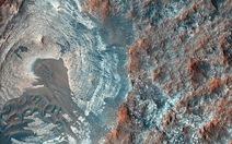 Nước trên Hỏa tinh mở cửa sự sống ngoài Trái đất