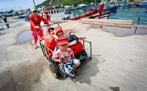 Không được làm du lịch tại đảo Bình Ba