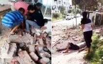 Bom nổ liên hoàn ở Trung Quốc, 6 người chết