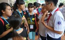 Tự tin giao lưu tiếng Anh với học sinh nước ngoài