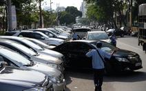 1.055 tỉđồng xâybãi đậu xe, trung tâm thương mại ngầm