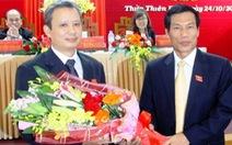 Ông Lê Trường Lưu giữ chức bí thư Tỉnh ủy Thừa Thiên - Huế