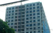 Cao ốc 8B Lê Trực xây vượt chiều cao cho phép