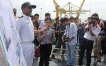 Tàu khu trục tàng hình Ấn Độ thăm Đà Nẵng