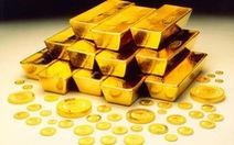 Vàng thế giới lên cao nhất 5 tháng nay