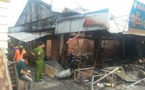 Thiệt hại khoảng 700 triệu trong vụ cháy chợ Đồng Sơn