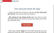Trò lừa chiếm đoạt tài khoản Gmail