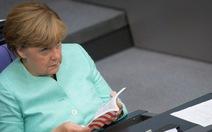 Thủ tướng Đức thừa nhận Crimea là một phần của Nga