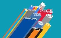 Apple dẫn đầu thương hiệu hàng đầu thế giới 2015
