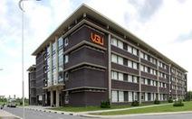 Xây dựng Đại học Việt - Đức vào năm 2016