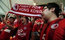 HKFA bị phạt 5100 USD vì CĐV chế giễu quốc ca Trung Quốc