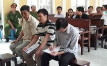 Nhóm điều tra viên bị xử tội dùng nhục hình kêu oan