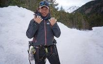 """Nhà leo núi """"một ngón"""" vẫn quyết chinh phục Everest"""