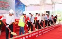4.922 tỷ đồng làmdự án nước sạch sông Đàgiai đoạn II